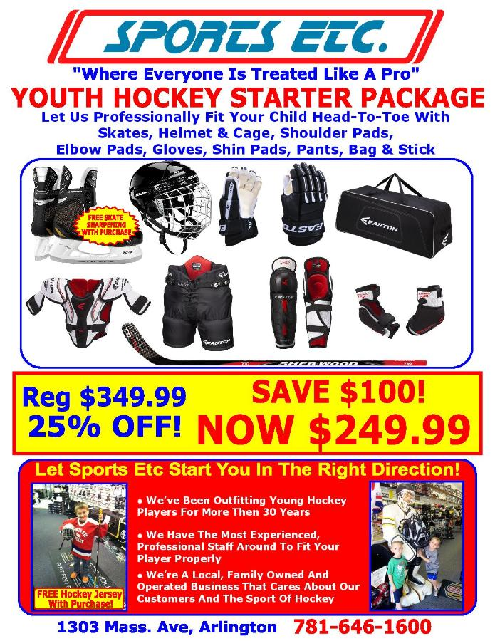 Hockey Youth Starter Package