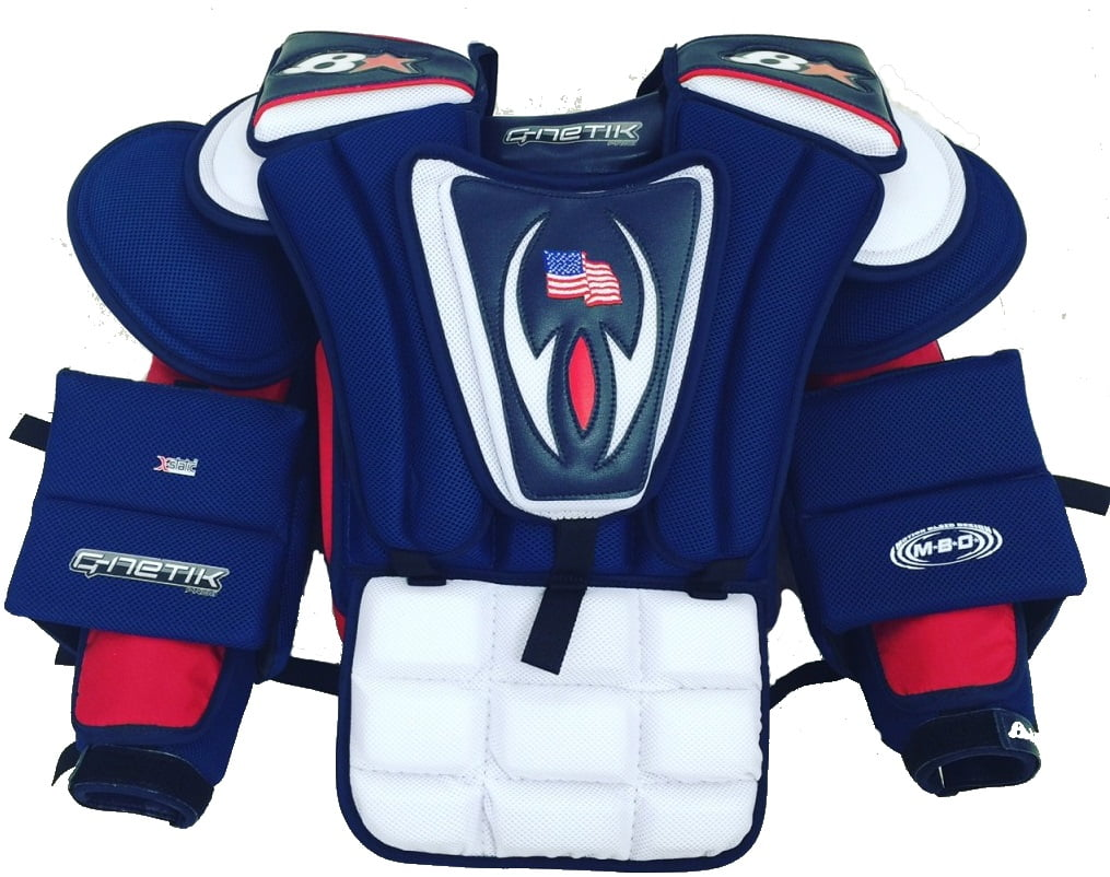 Custom USA Chest Protector