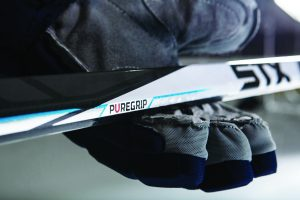 The Puregrip Technology Profile Maximizes Glove Feel